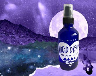 Lucid Dreams Pillow Mist